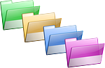 folders photo
