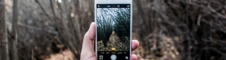 Smartphone-Kamera