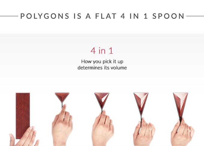 Polygons, Abb. Copyright Polygons Design