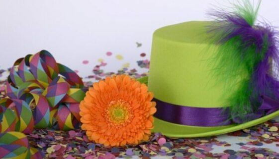 Karneval Kostüm Hut