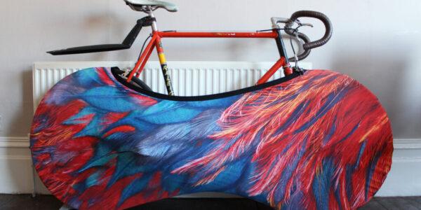 Socke fürs Fahrrad
