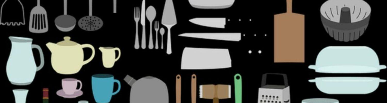 Küchenutensilen